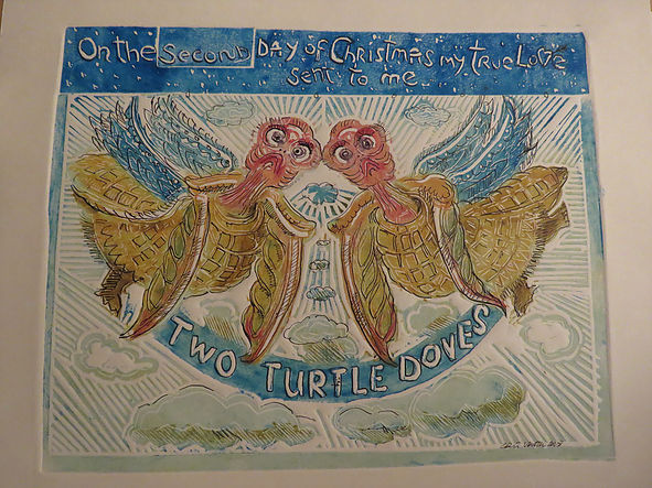 Two Turtle Doves picture