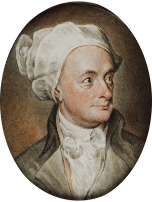 William Cowper portrait