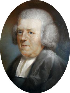 John Newton portrait