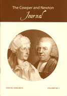 cowper and newton journal