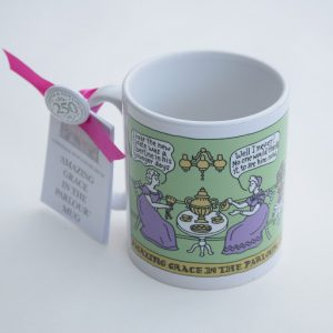 Georgian Humour Mug in the Parlour