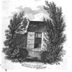 Summer House 1803 - Cowper Illustrated