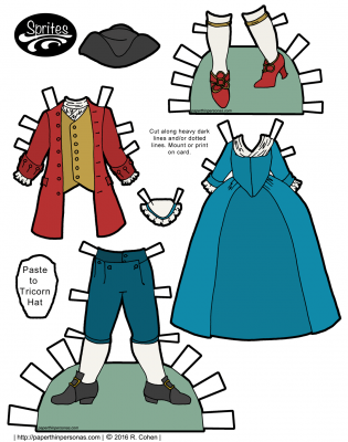merchant class sprites-paper-dolls-18th-century